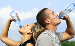 A Bottle of Water per Day Keeps the Dentist Away!